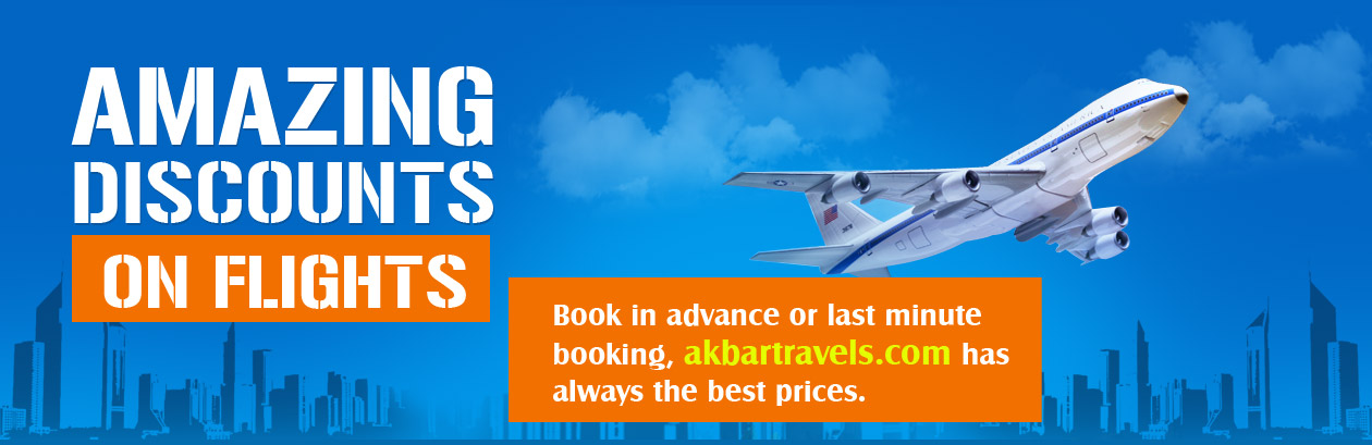 Discount coupon for flight booking